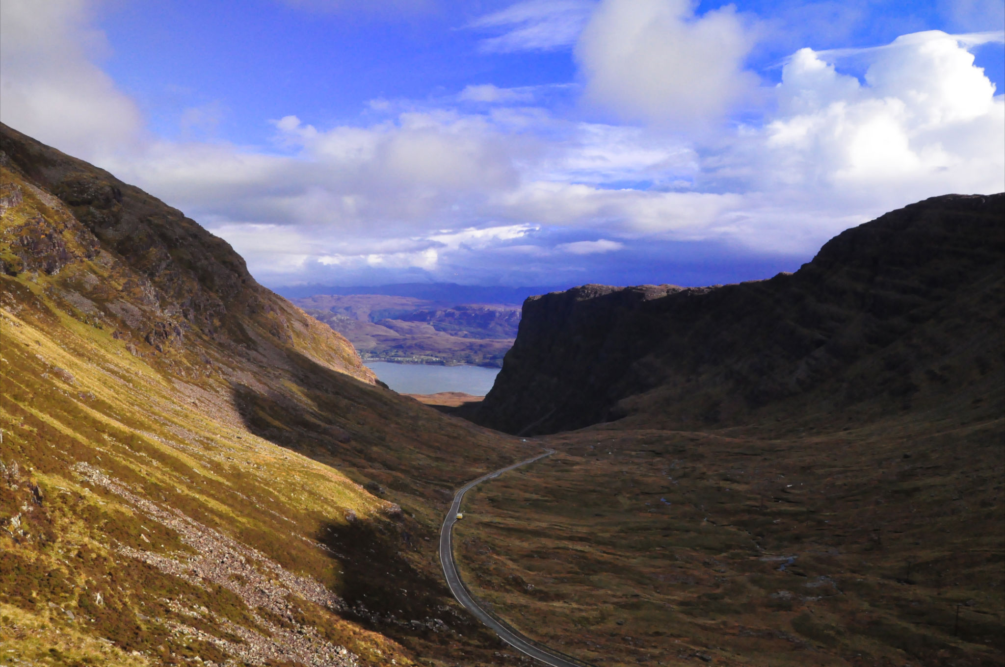 Bealach Na Ba (Pass of the Cattle)